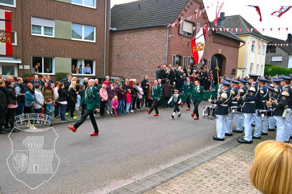 Parade in Elsen 2017