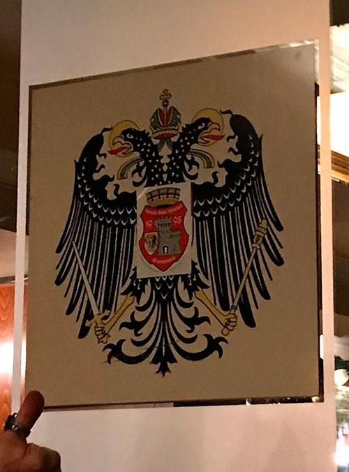 Jetzt neu und nur für kurze Zeit: Der Bernardus-Adler!
