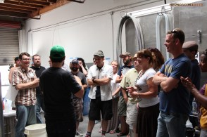 Brewery Tour - Butcher's Brewing