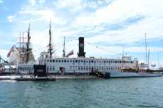 Steam Ferry Berkeley - Festival of Sail