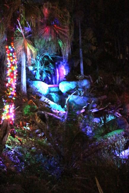 Garden of Lights - Waterfall