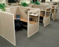 New Office Cubicles for Sale in Milwaukee