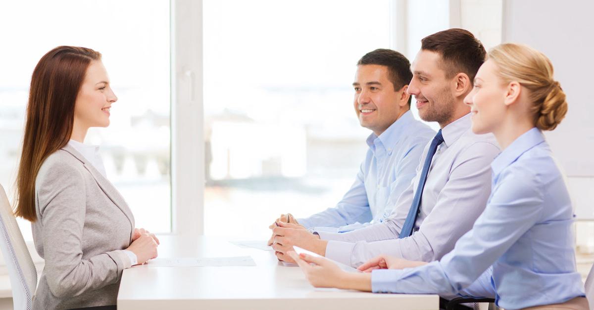 bewerbungsgespräch kennenlernen