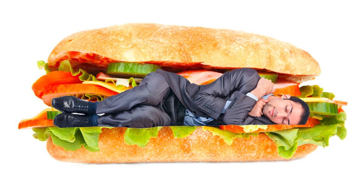 Sandwich-Falle: Wie Sie Sich Als Führungskraft Freiraum Schaffen
