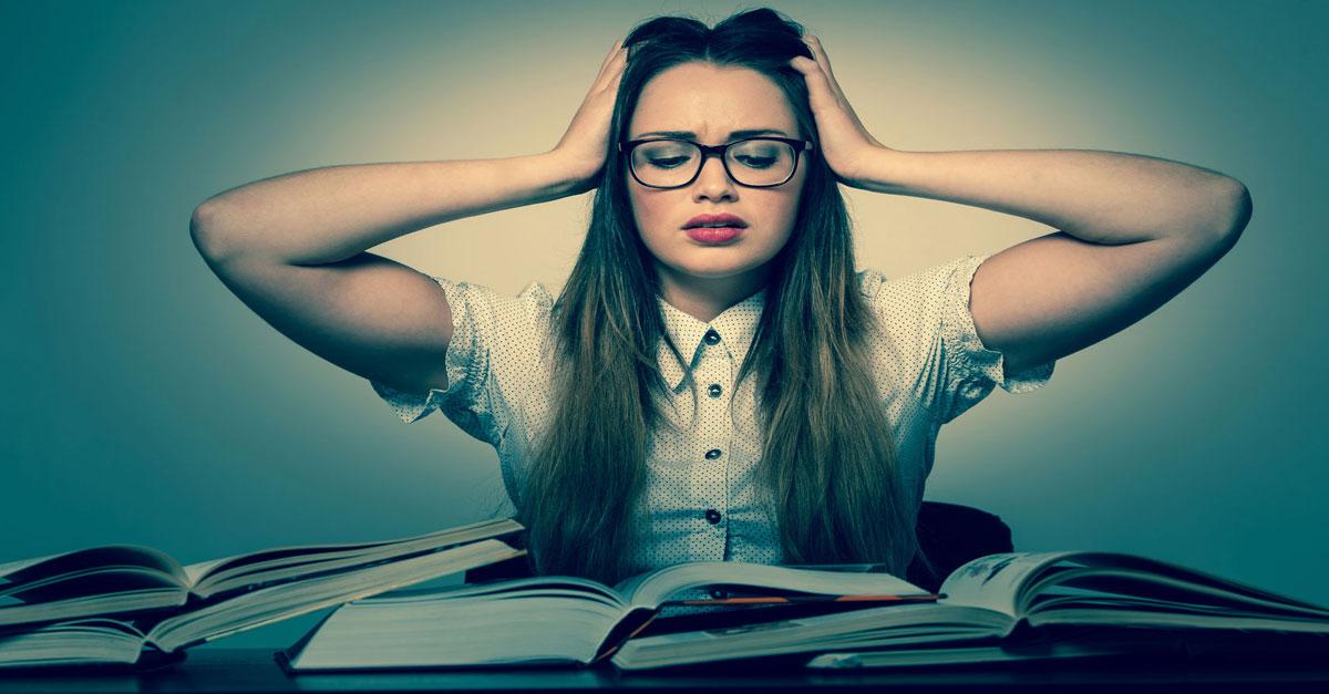 Lampenfieber Und Prüfungsangst: So Machen Sie Sich Richtig Nervös