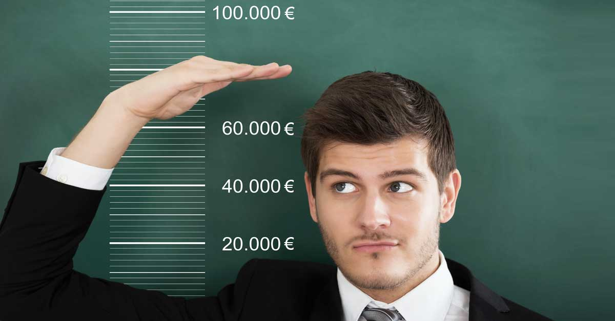 Gehaltsvorstellung In Der Bewerbung: So Ermitteln Sie Ihren Marktwert