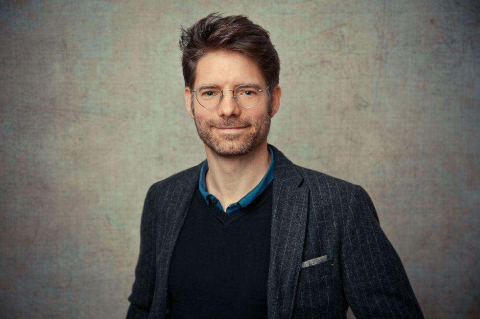 Gründungscoach Dr. Moritz Gomm