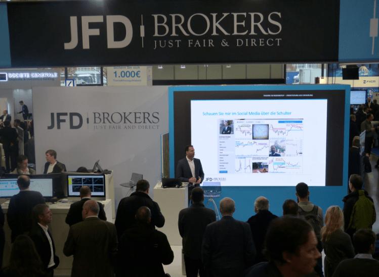 Vortrag JFD auf World of Trading 2017