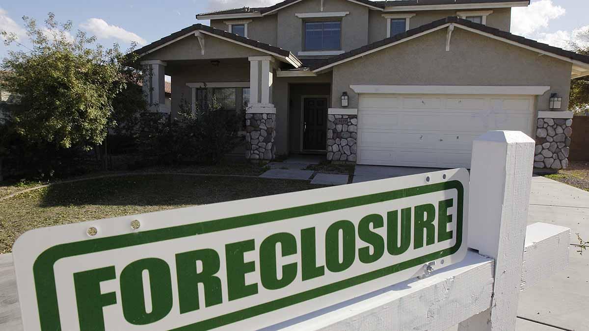 Foreclosure in Ventura County