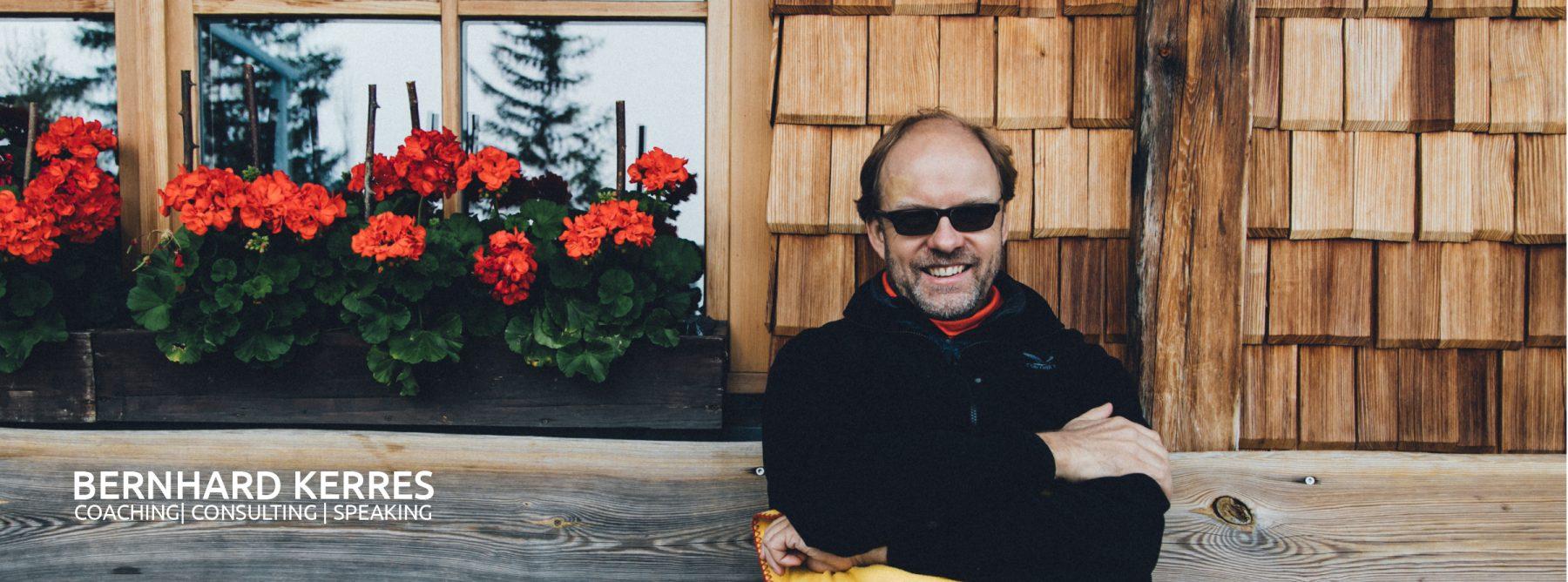 Bernhard Kerres - Coach, Consultant, Speaker