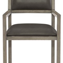 Upholstered Chair With Nailhead Trim Couch And Set Leather Arm | Bernhardt