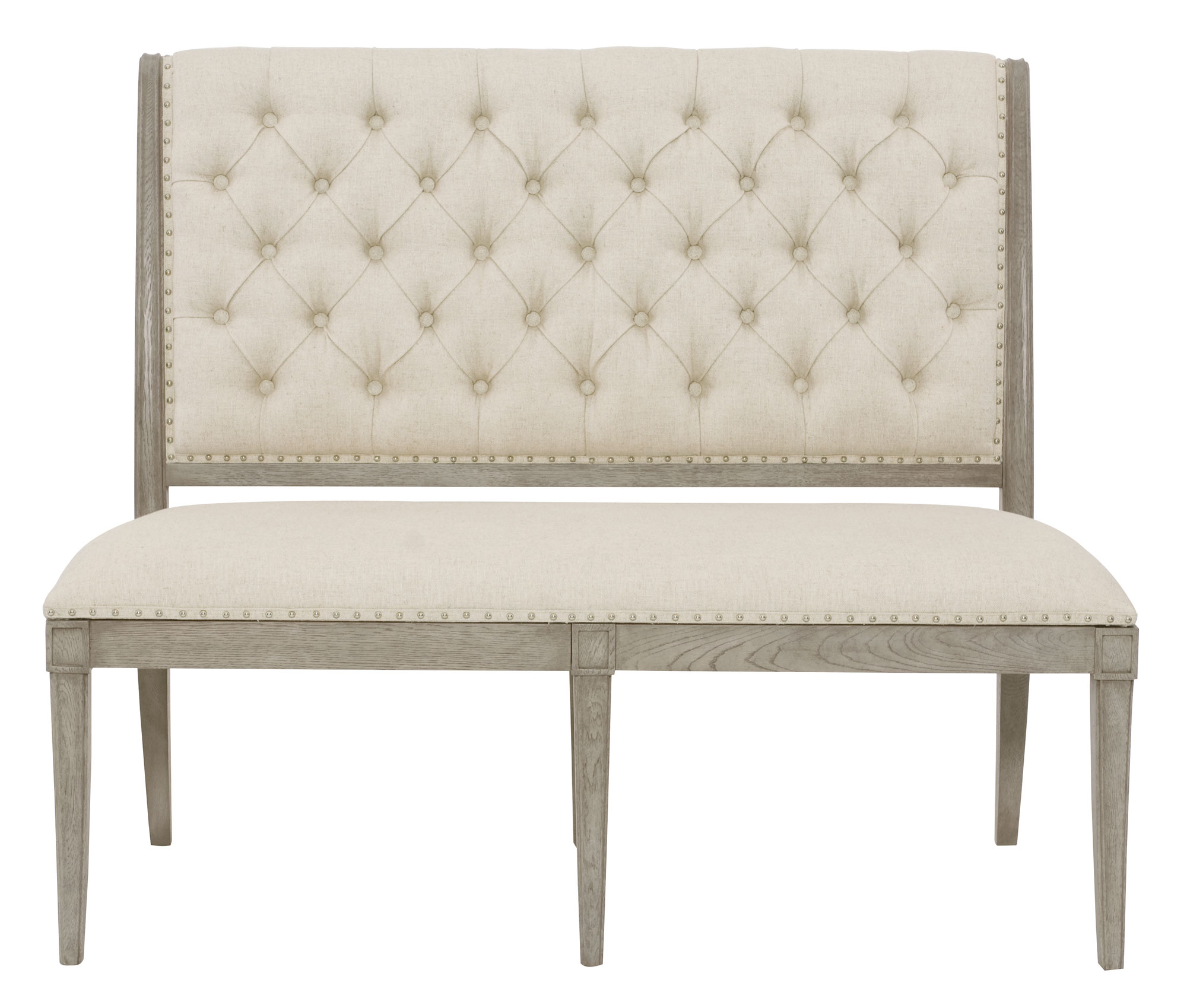 dining chairs canada upholstered modern side banquette | bernhardt