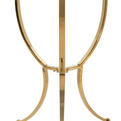 Chair Side Tables Canada Adjustable Chairs Without Wheels Round Chairside Table Bernhardt