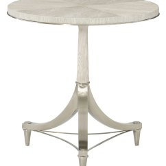 Chair Side Tables Canada Office Jtf Round Pedestal Chairside Table Bernhardt
