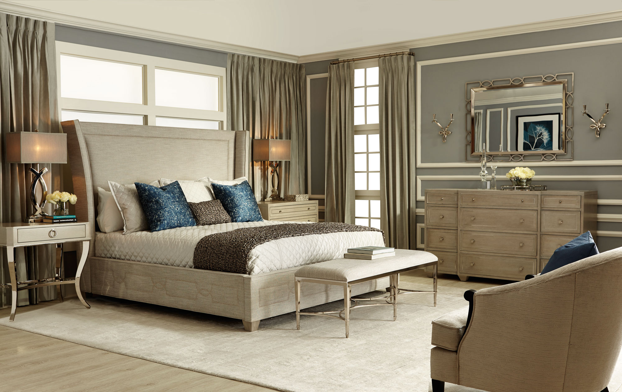 Criteria Bedroom  Bernhardt
