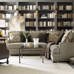 Leather Furniture Ideas For Living Rooms Modern Room Dividers Cantor Sectional, Dorval, Huntington Square | Bernhardt