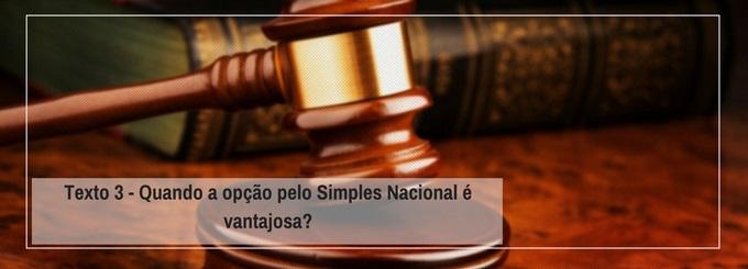 Advogados e o Simples Nacional Bernhoeft