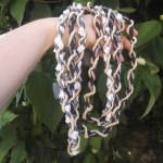 handmade handfasting cords