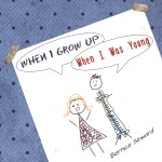 When I Grow up book front cover image