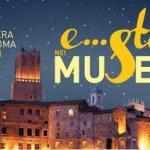 A Roma le serate estive si passano nei musei