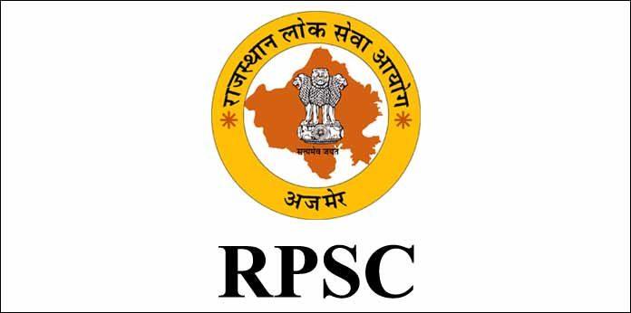 Rajasthan RPSC Recruitment Online Form, Vacancy Details