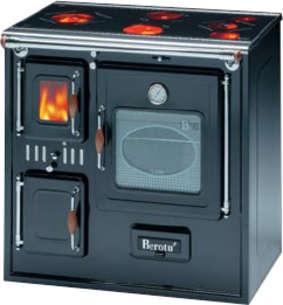 Cocinas rsticas SERIE P cocinas calefactoras cocinas