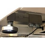 integrated weight scale load cell