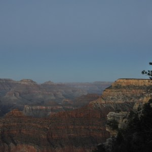 Mather Point, Grand Canyon NP, USA