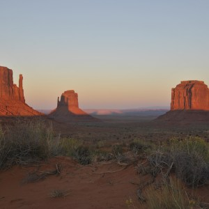 Monument Valley Navajo Tribal Park, Utah, USA