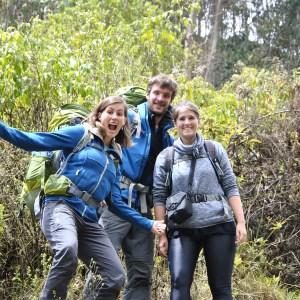 Vaqueria, Trek de Santa Cruz, Cordillère Blanche, Pérou