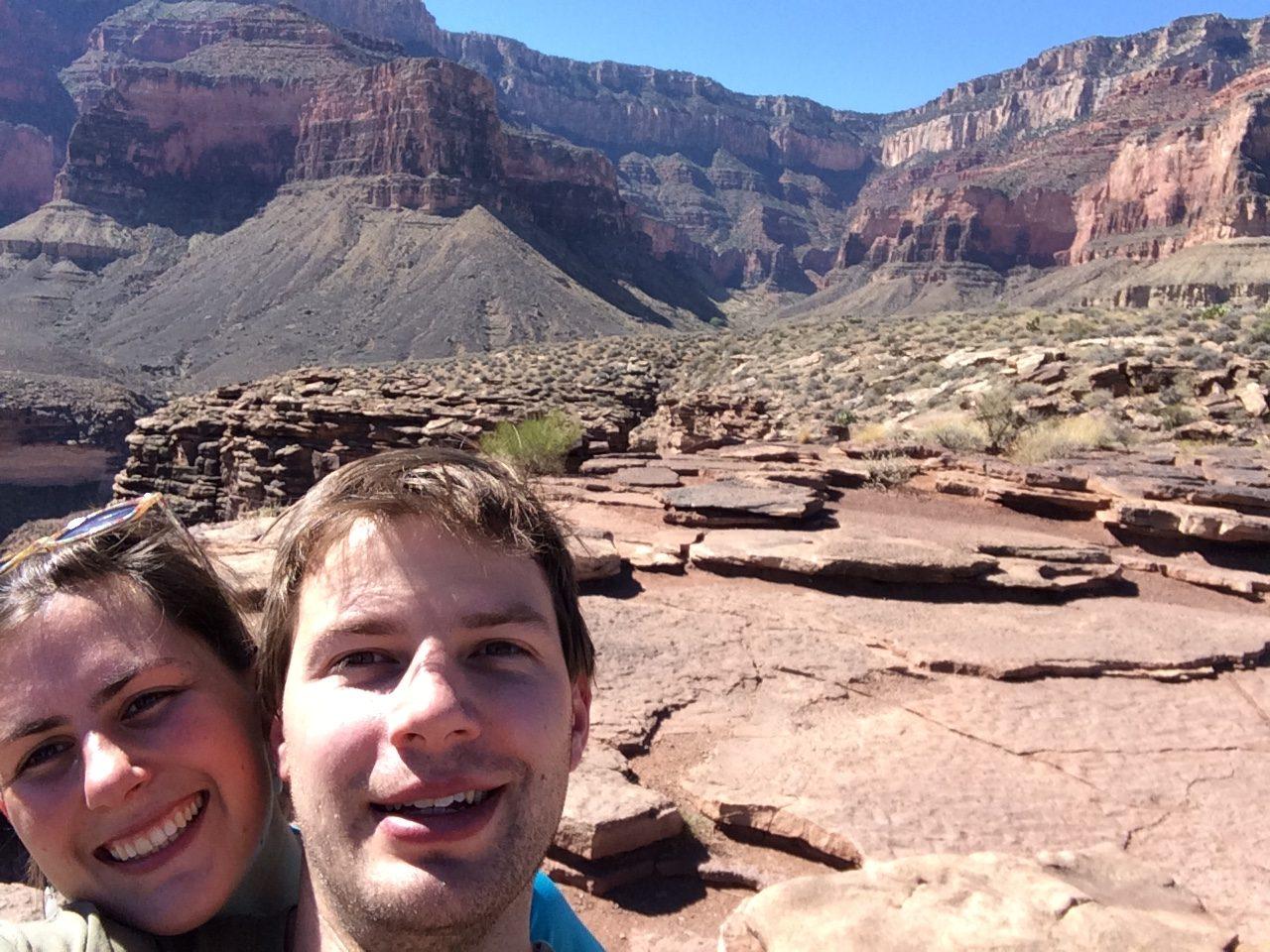 Plateau Point, Grand Canyon NP, Arizona, USA