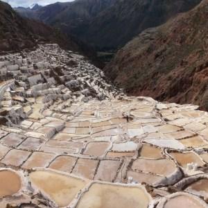 Salineras de Maras, Vallée Sacrée, Pérou