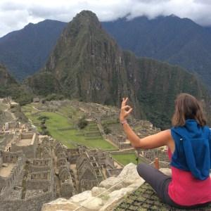 Gardien's House, Machu Picchu, Pérou