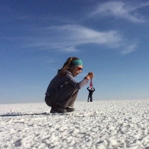 Salar d'Uyuni, Bolivie