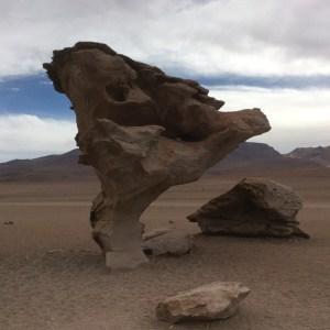 Arbol de Pietra, Sud Lipez, Bolivie
