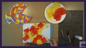 Art Time, Paper Plate Fish