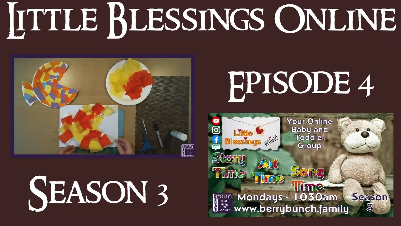 Little Blessings Online, Series 3, Episode 4, Fish On The Other Side