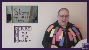 Story Time, Joseph and his Multi Coloured Dressing Gown