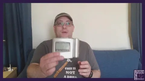 Andy B 2 Minute Video, Remote Controlled Alarm Clocks and the Holy Spirit, S2, E4