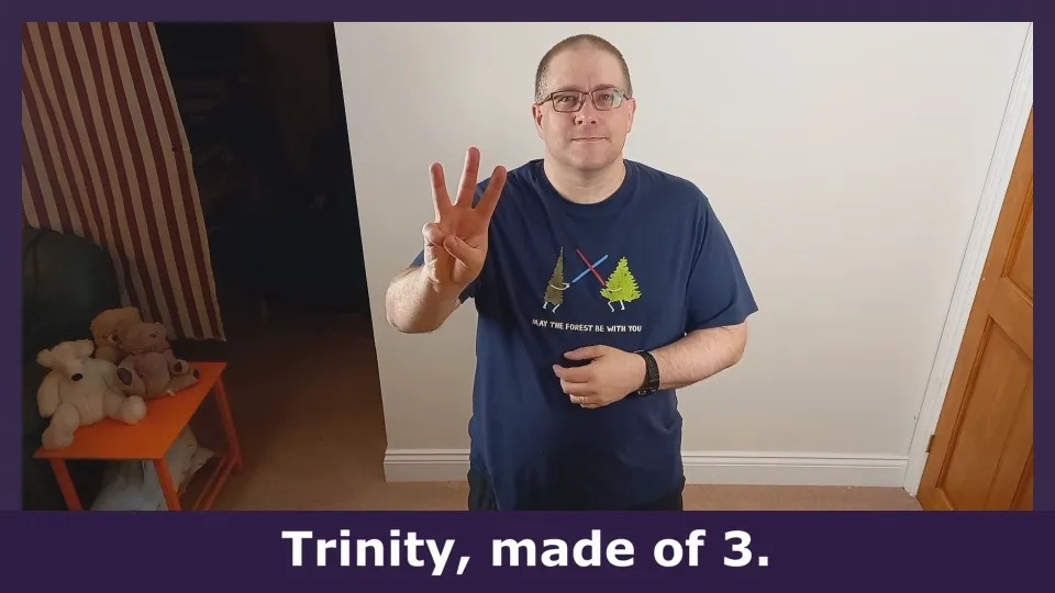 Song Time, Trinity, made of Three