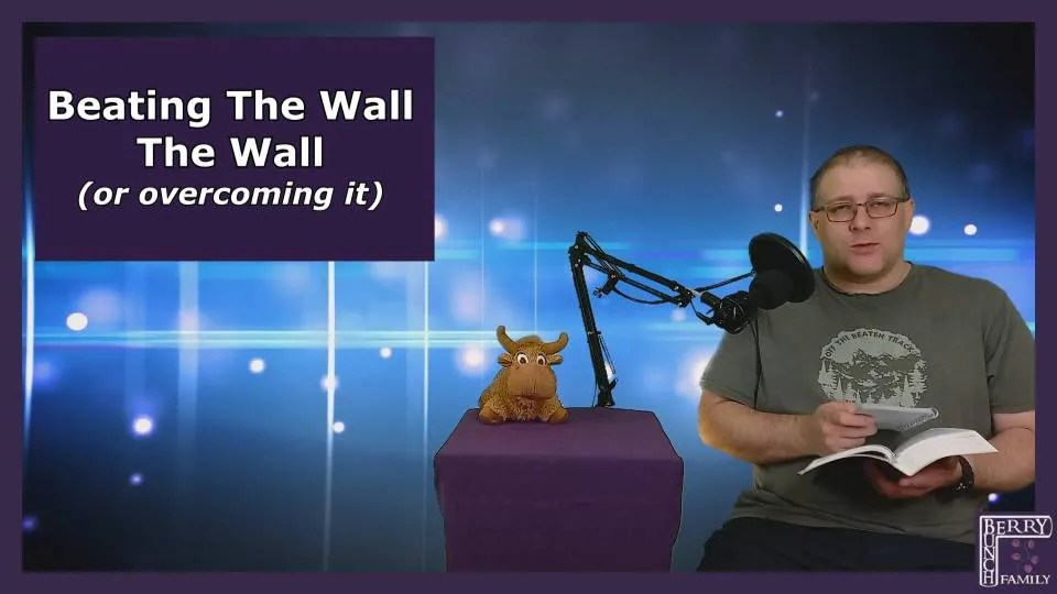 #GoDeeper with Andy B: Beating The Wall