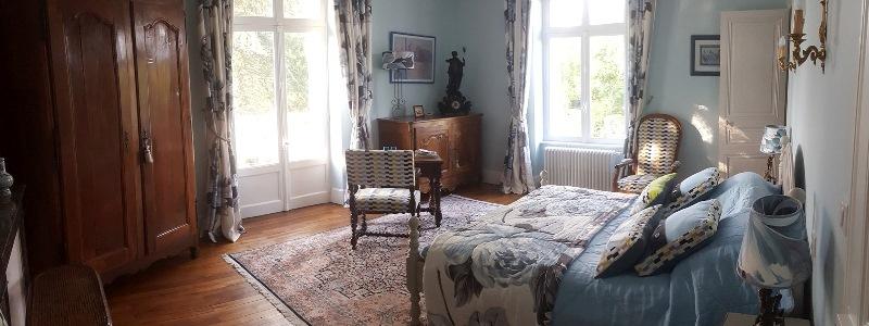 Domaine De La Poignardire CHATILLON SUR INDRE Chambre