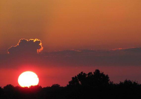 Lever Du Soleil SAINT MICHEL EN BRENNE Activits