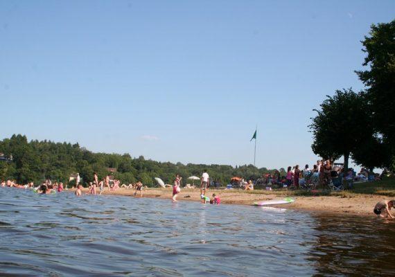 Lac DEguzon EGUZON CHANTOME Equipements De Loisirs