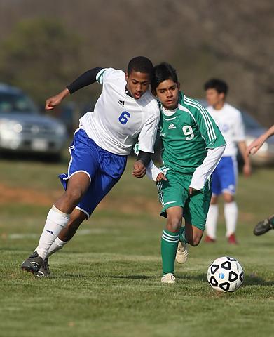MCHS Varsity Boys Soccer vs William Monroe