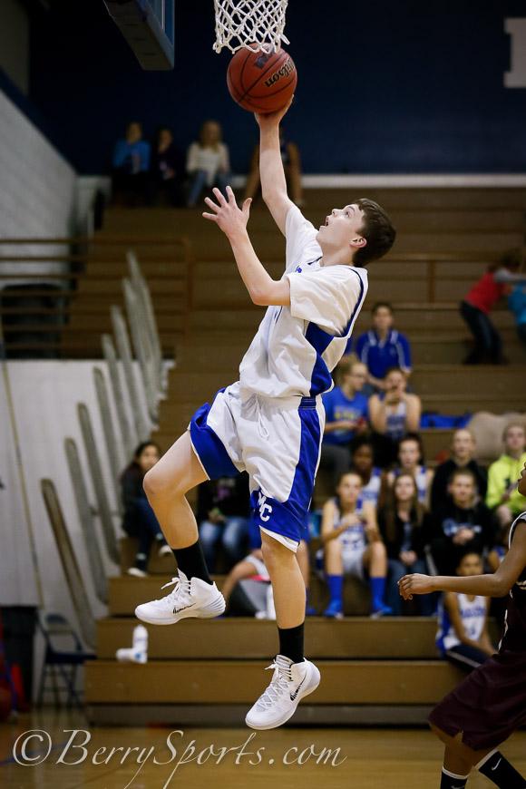 December/5/13:   Wetsel Boys Basketball vs Luray.
