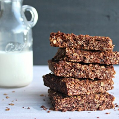 Chocolate Peanut Butter Crunchies