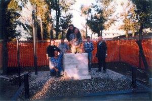 Lavori monumento - 1997