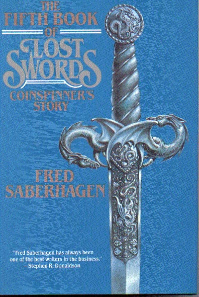 FIFTH BOOK OF LOST SWORDS COINSPINNERS STORY
