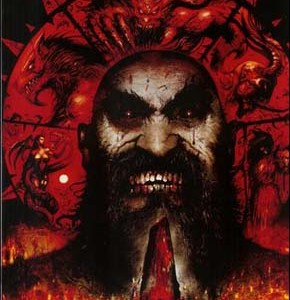 Church of Hell 3 (Clint Langley Cover) Comic Art